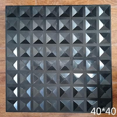 澆筑水泥用塑料模板
